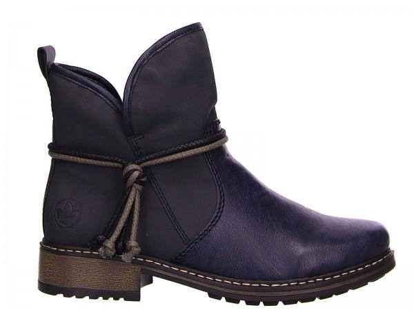 Rieker Damen 93010 Kurzschaft Stiefel: Rieker: Schuhe